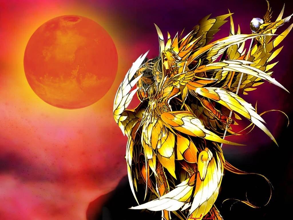 imagen caballero zodiaco virgo:
